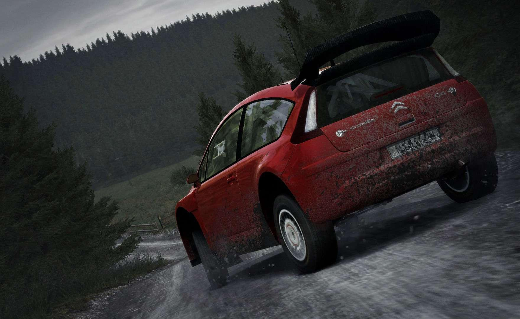 dirt rally zapowied gry na pc xbox one ps4. Black Bedroom Furniture Sets. Home Design Ideas