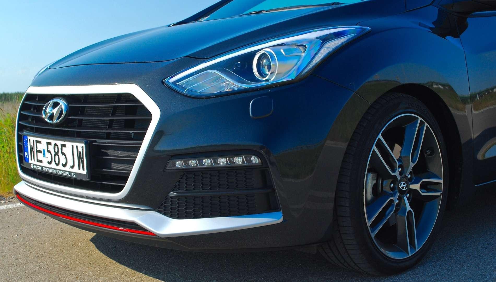 Hyundai I30 Turbo Coupe Niszowy Hot Hatch Autocentrumpl