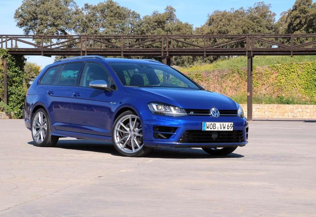 volkswagen golf r variant ogniste kombi. Black Bedroom Furniture Sets. Home Design Ideas