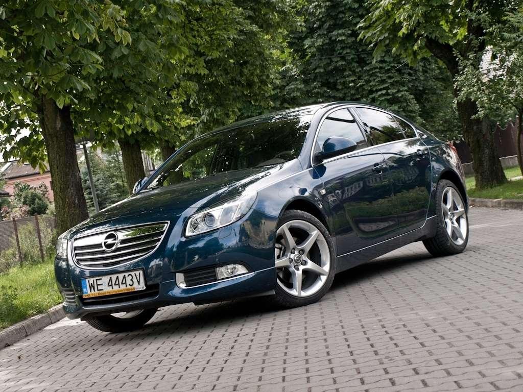Groovy Czy warto kupić: używany Opel Insignia (od 2008 ) • AutoCentrum.pl UC56