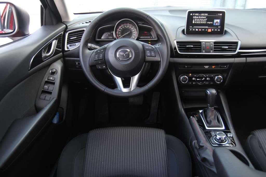 Mazda 3 2.0 Skyactiv-G - egzotyczna alternatywa ...