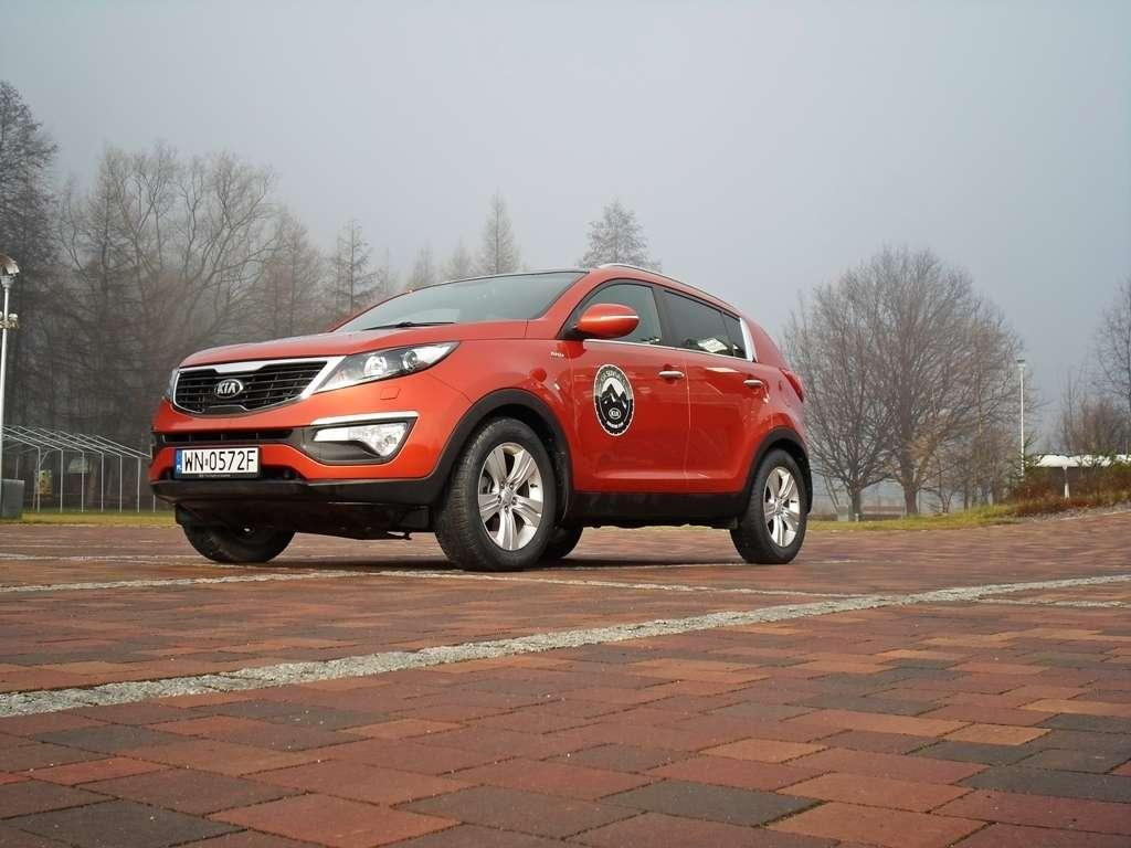 kia sportage 2 0 crdi xl awd crossover z czo wki. Black Bedroom Furniture Sets. Home Design Ideas
