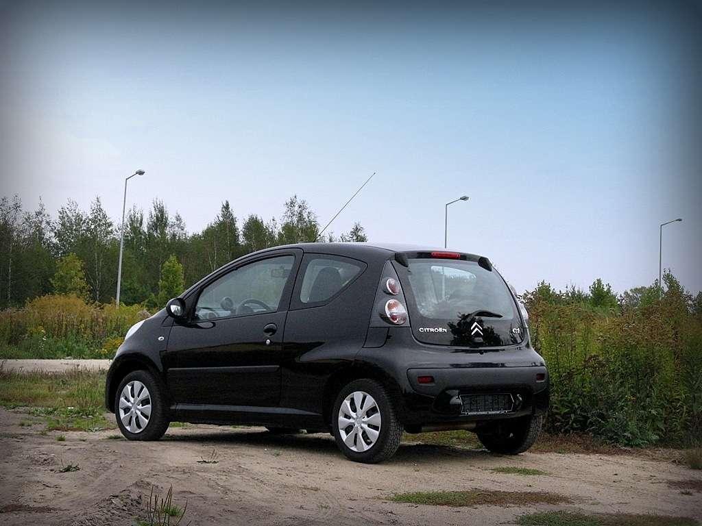 W Mega Citroen C1 - zabawka czy auto? • AutoCentrum.pl HF57