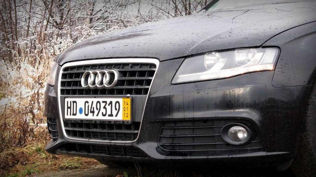 Audi A4 B8 Urzeka Czy Odpycha Autocentrumpl
