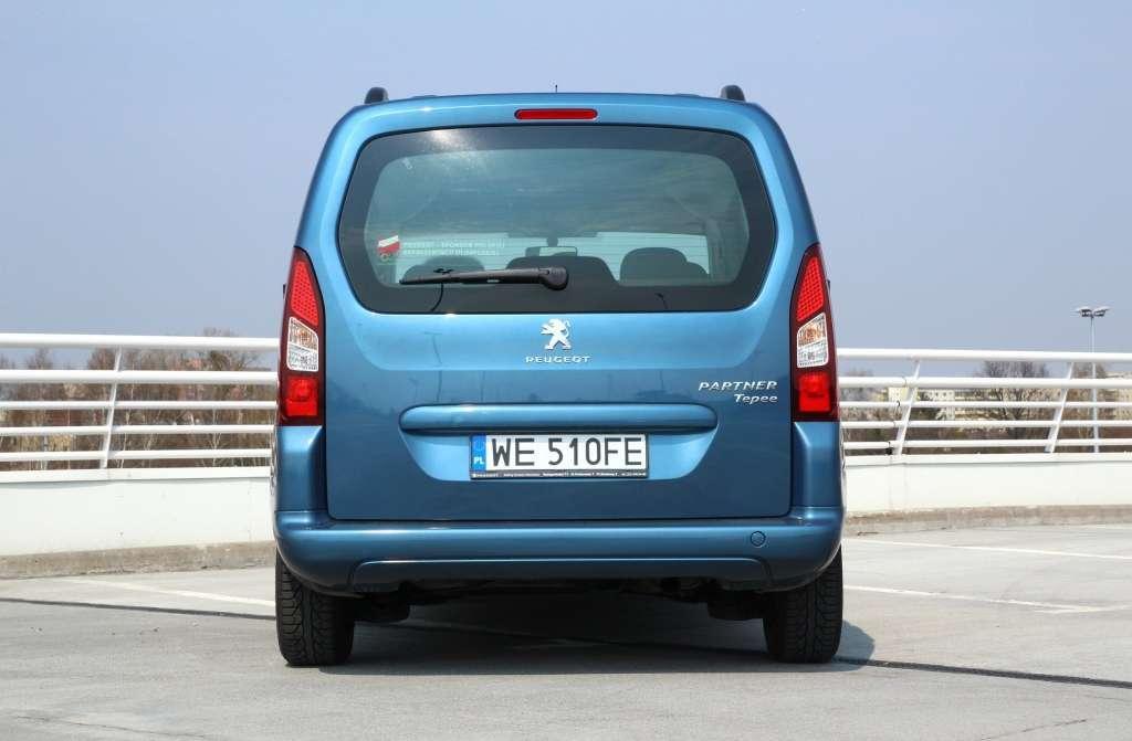 peugeot partner tepee - dla rodziny, dla firmy • autocentrum.pl