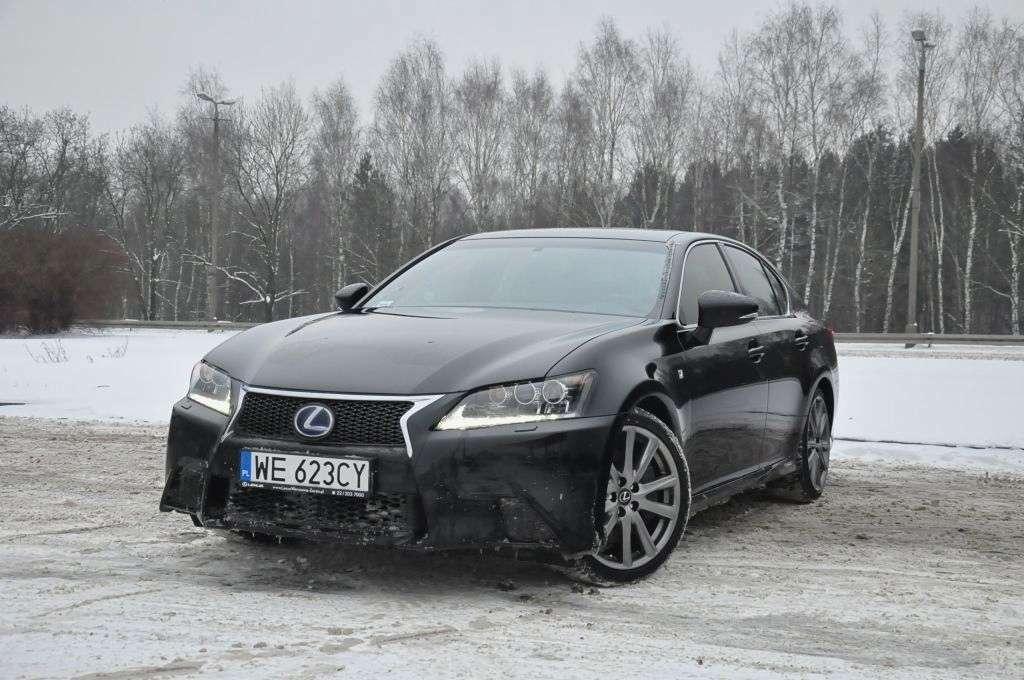 lexus gs 450h 2012 cena