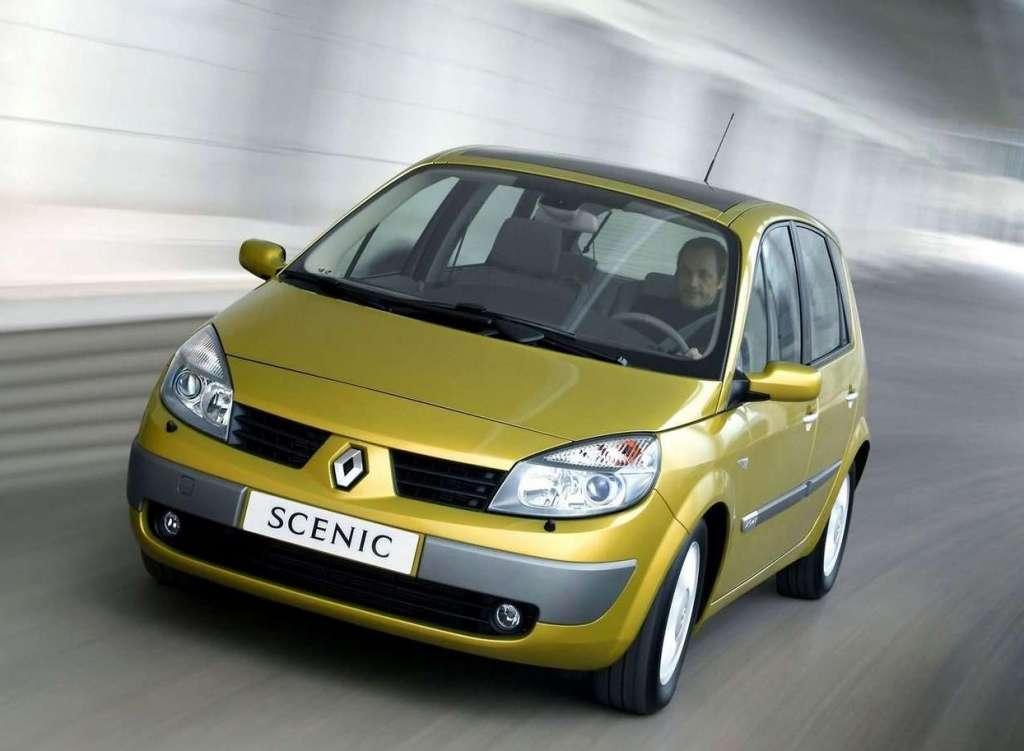 Le célèbre Czy warto kupić: używane Renault Scenic II (od 2003 do 2009 @WL_58
