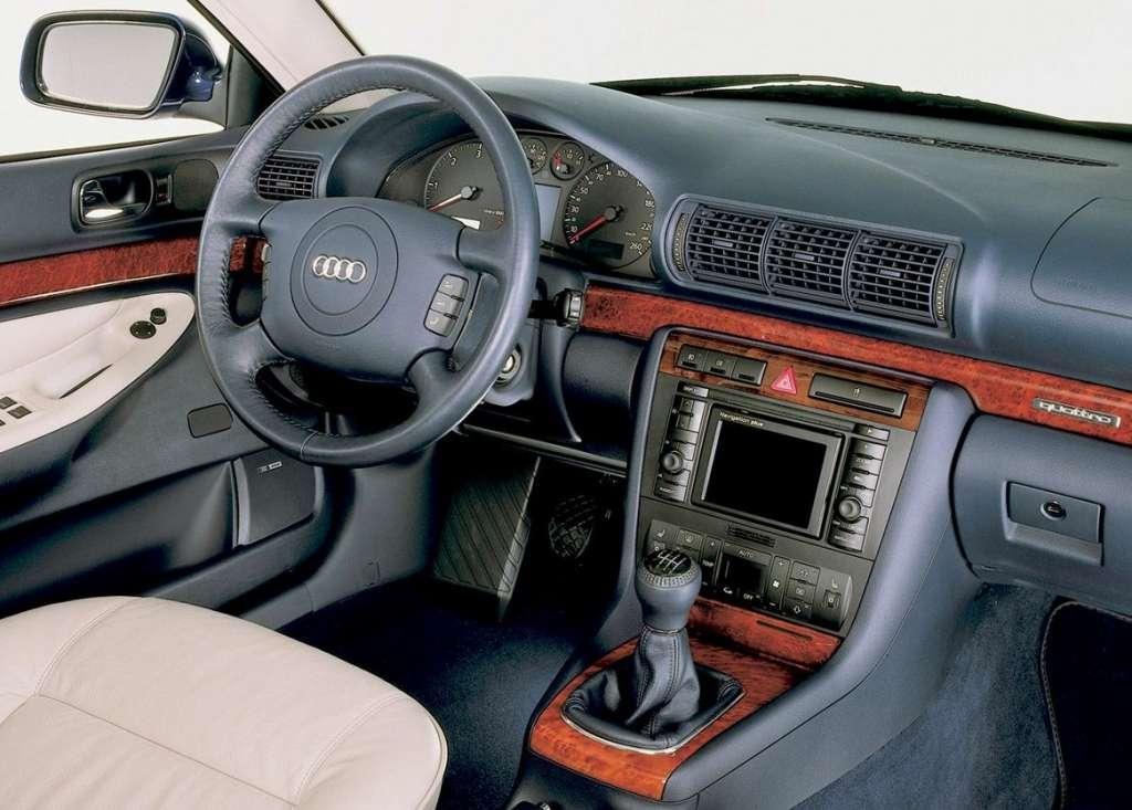 Inteligentny Czy warto kupić: używane Audi A4 B5 (od 1994 do 2001) • AutoCentrum.pl AG92