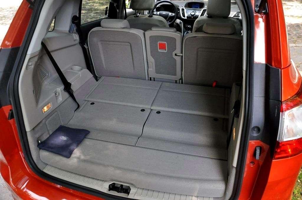 Dla rodziny, dla przyjaciół, dla bagażu - Ford Grand C-Max ...