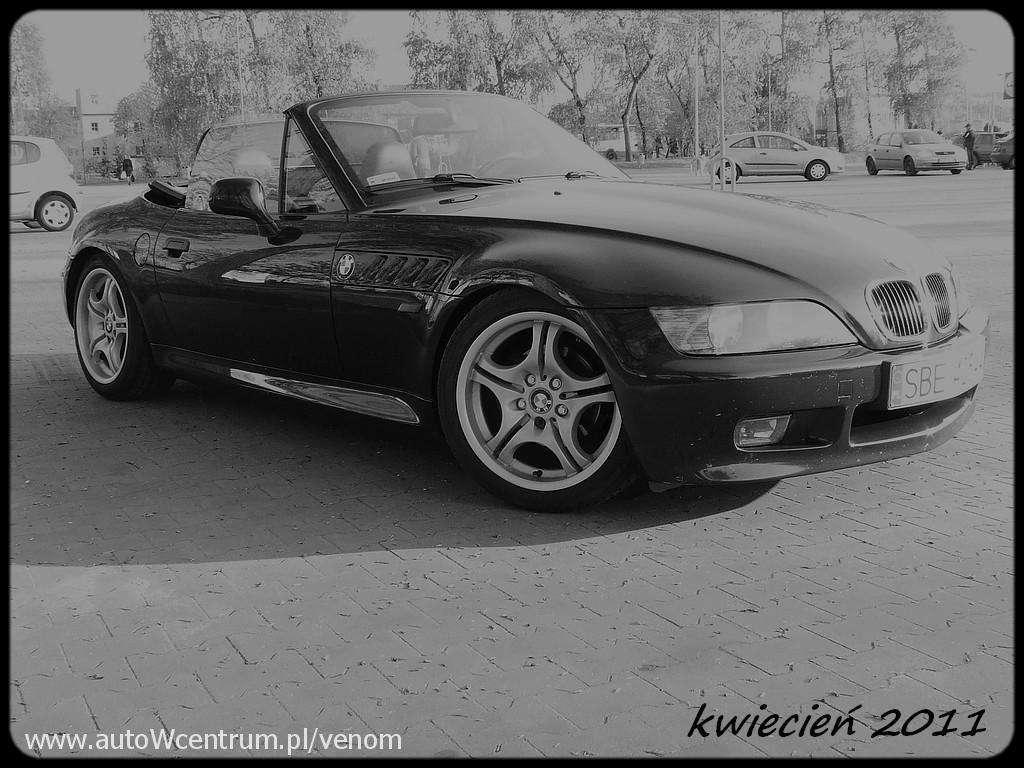 Ekskluzywny Sportowiec Bmw Z3 1995 2002 Autocentrum Pl