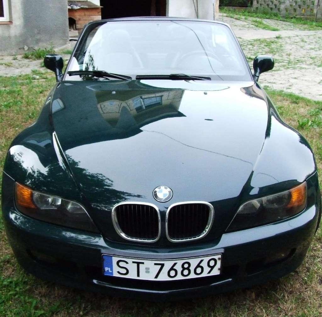 Bmw Z3 2 5 I: BMW Z3 (1995-2002) • AutoCentrum.pl