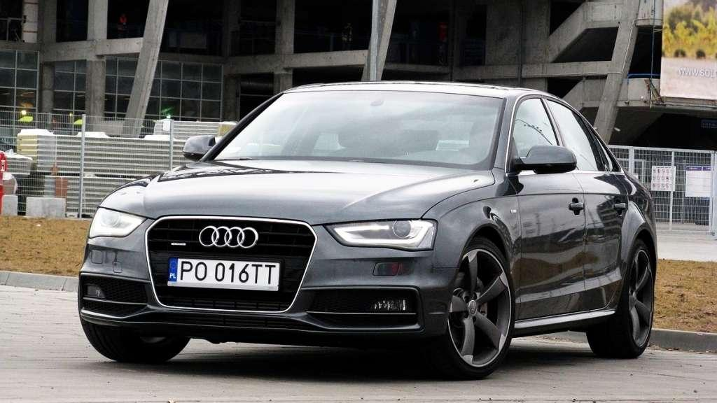 Nowe A4 Hit Audi Po Liftingu Autocentrumpl