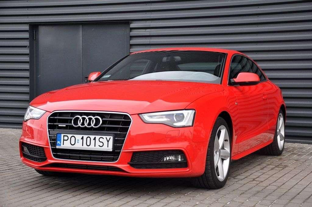 Fantastyczny Audi A5 - odświeżony przebój • AutoCentrum.pl XX03