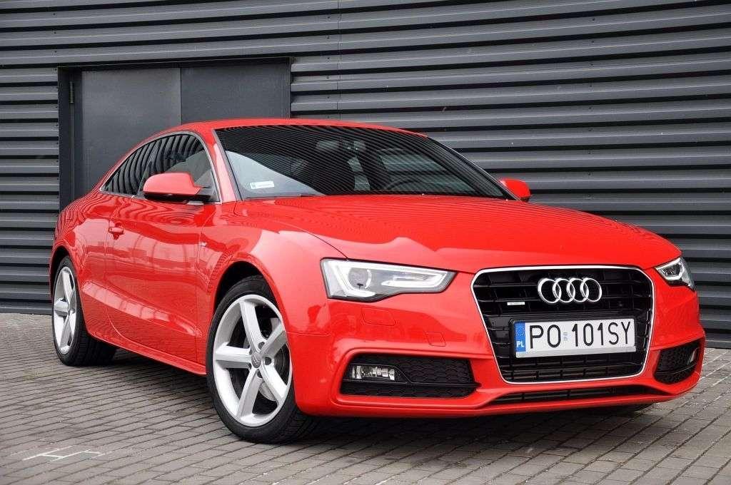 Audi A5 Odświeżony Przebój Autocentrumpl