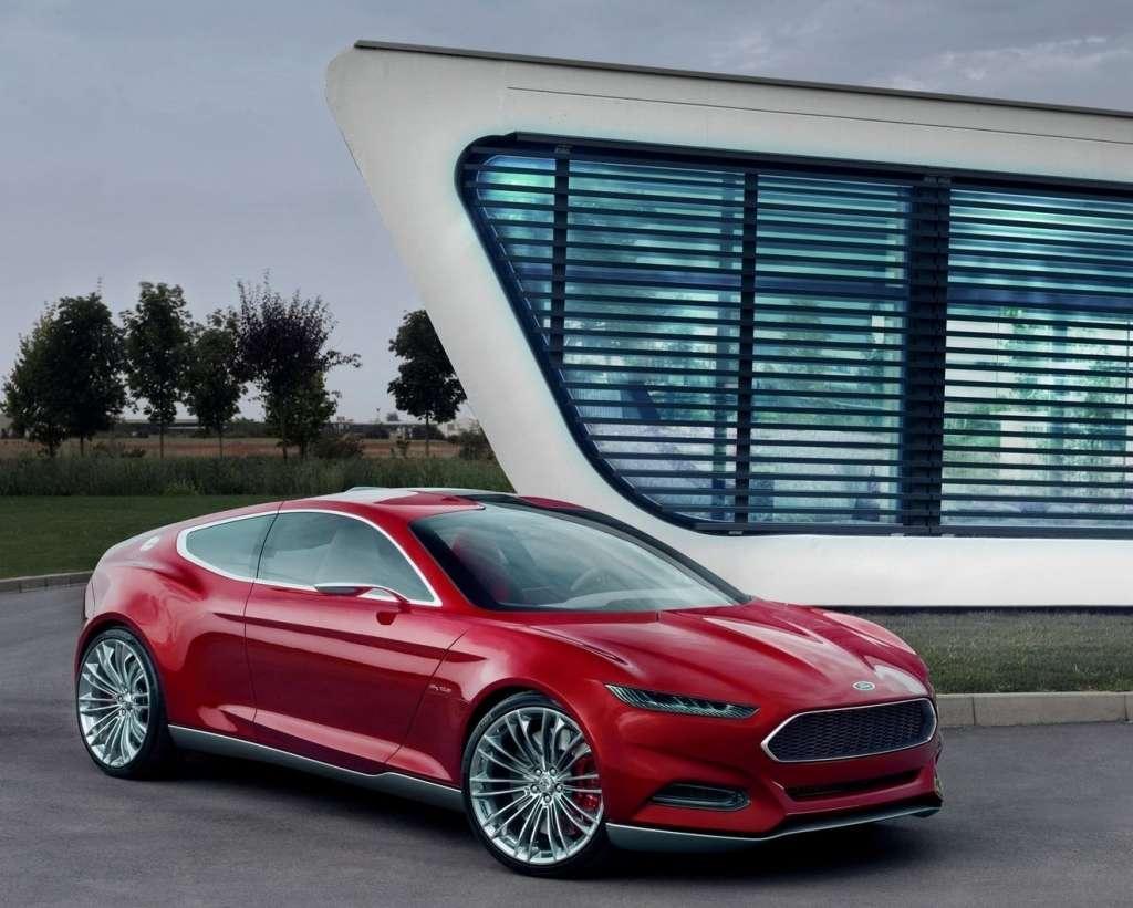 форд будущие модели #9