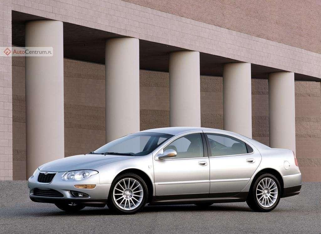 Chrysler 300M 2 7 i V6 24V 203KM 1998-2004 - dane, testy