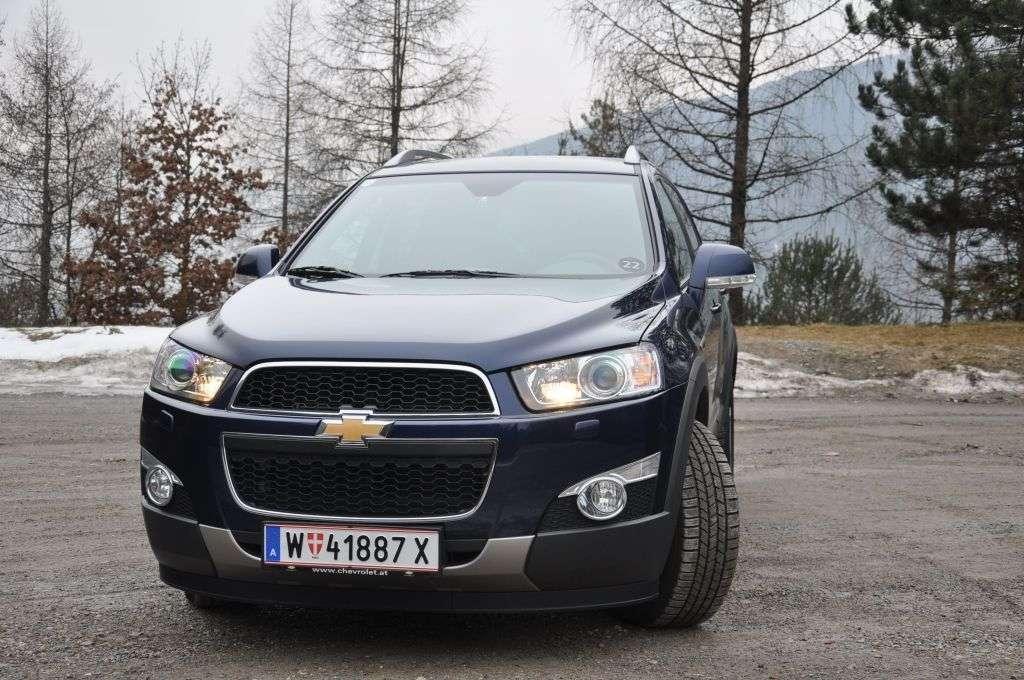 Chevrolet Captiva Nowe Aspiracje Autocentrum