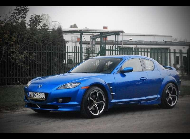 875ef35d55c Mazda RX-8 - Zoom-zoom poza konkurencją • AutoCentrum.pl