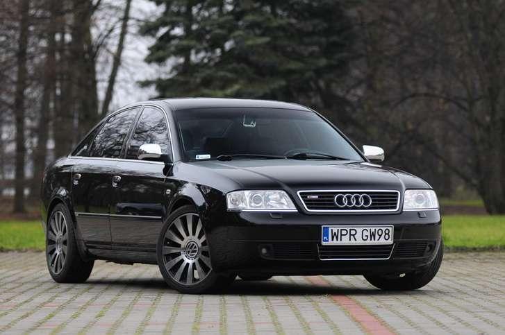 Audi A6 2 4 V6 Pozornie Na KażdÄ
