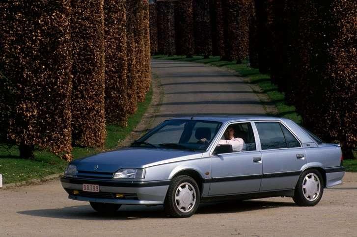 Inne rodzaje Renault 25 - aerodynamiczny prymus • AutoCentrum.pl WM11