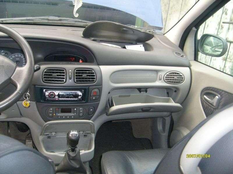 W Ultra Opis techniczny Renault Scenic I • AutoCentrum.pl JQ61