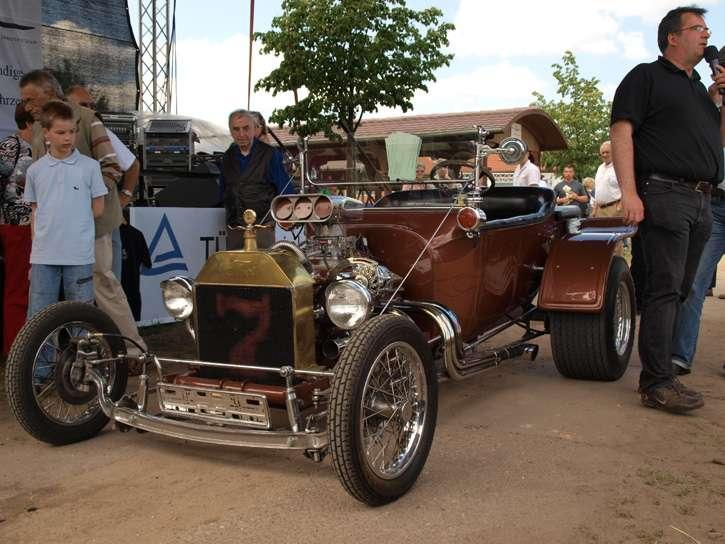 Oldtimer Show Berlin 2009 • AutoCentrum.pl