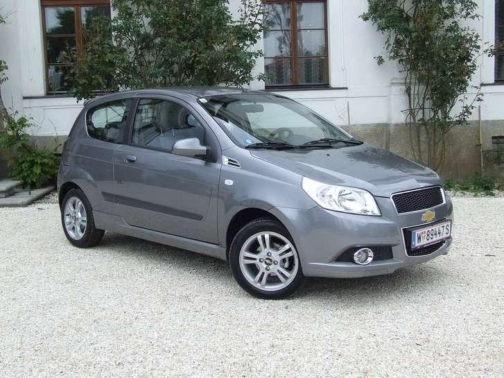 Chevrolet Aveo 3d 1 2 Pierwsza Jazda Po Polskich Drogach