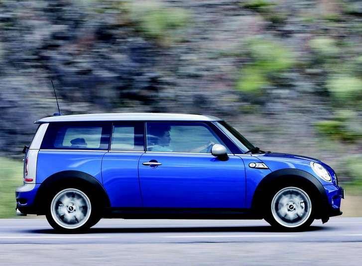Mini Clubman Autocentrumpl