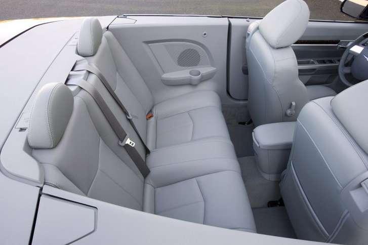 chrysler sebring cabrio sedan bez dachu. Black Bedroom Furniture Sets. Home Design Ideas