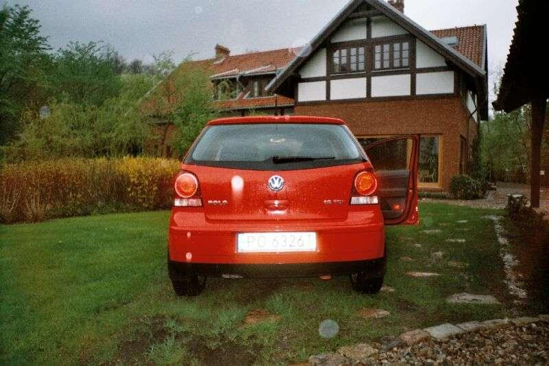 volkswagen polo 1 9 tdi 130km sportline zmiana wizerunku. Black Bedroom Furniture Sets. Home Design Ideas