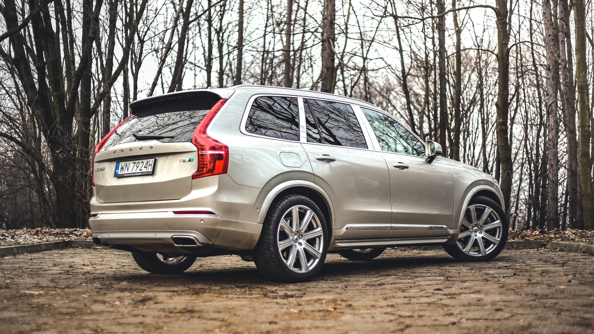 volvo xc90 t8 excellence niczym nautilus. Black Bedroom Furniture Sets. Home Design Ideas