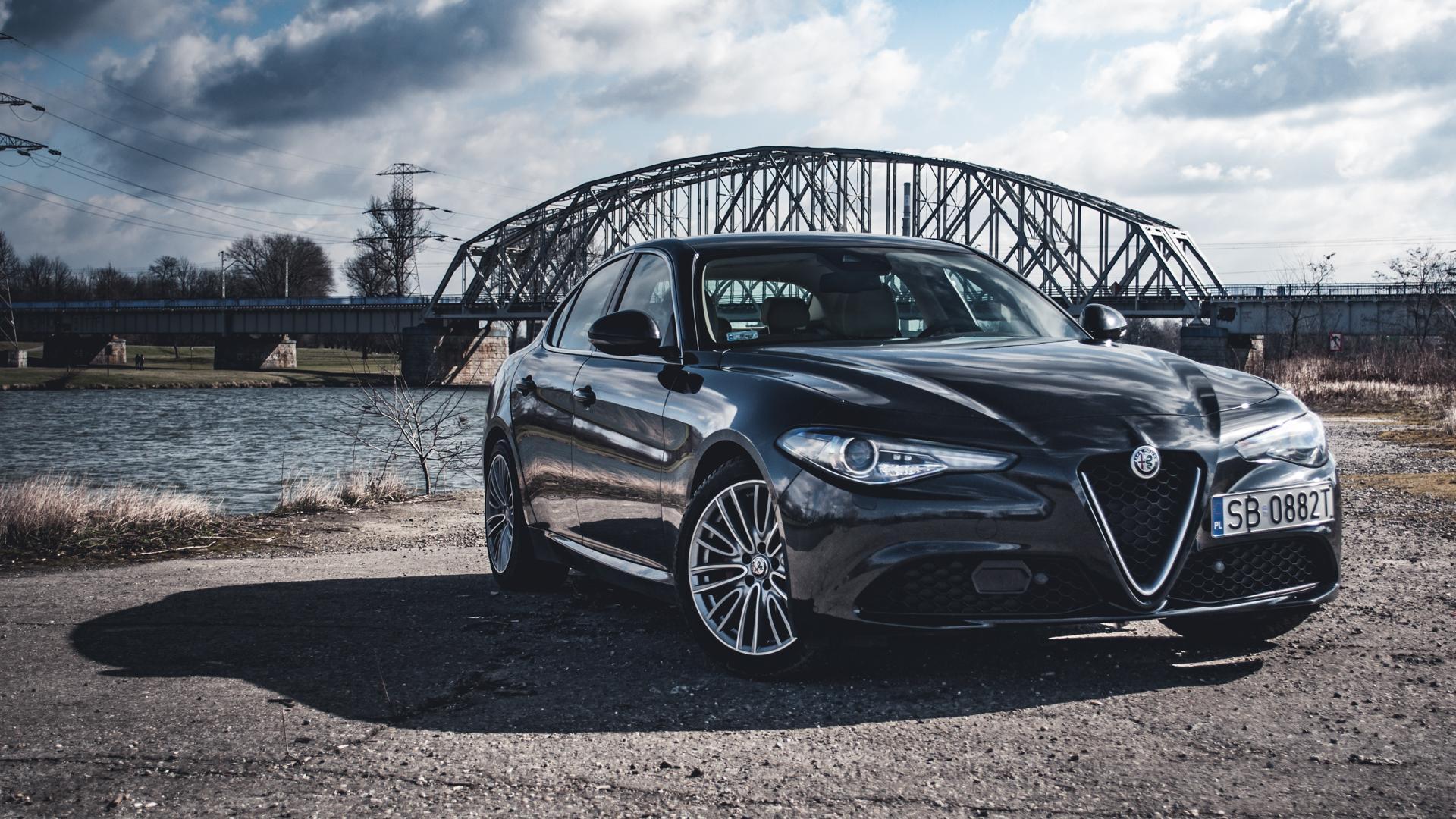 Alfa Romeo Giulia z silnikiem Diesla • AutoCentrum
