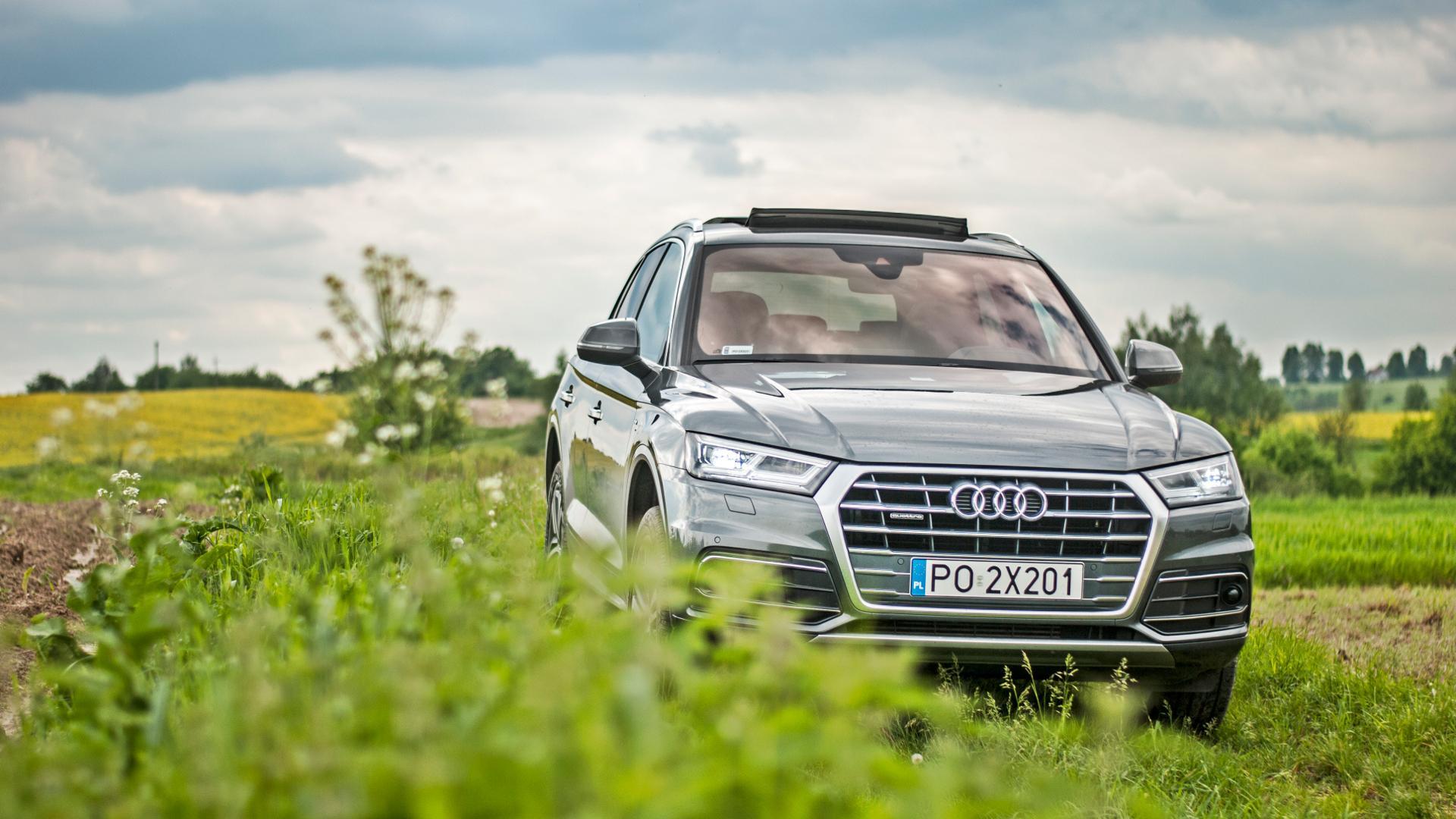 Audi Q5 Modele Dane Silniki Testy Autocentrumpl