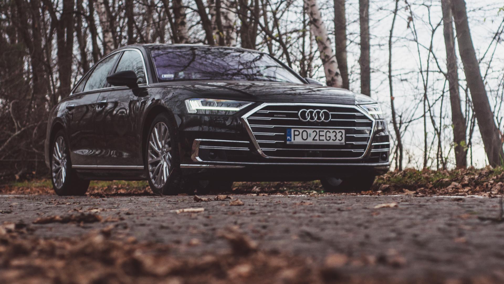 Audi A8 D3 Opis i informacje o generacji • AutoCentrum