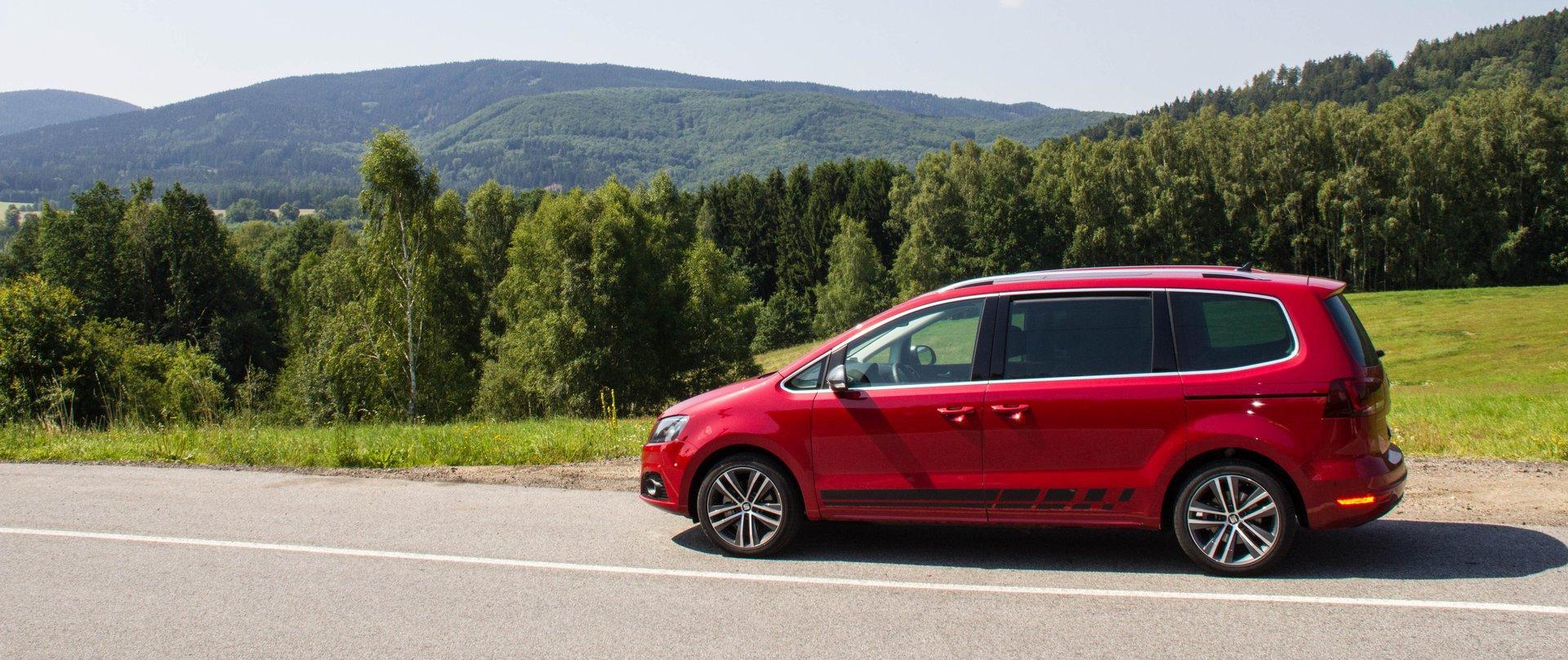 Bardzo dobra Seat Alhambra - modele, dane, silniki, testy • AutoCentrum.pl OD78