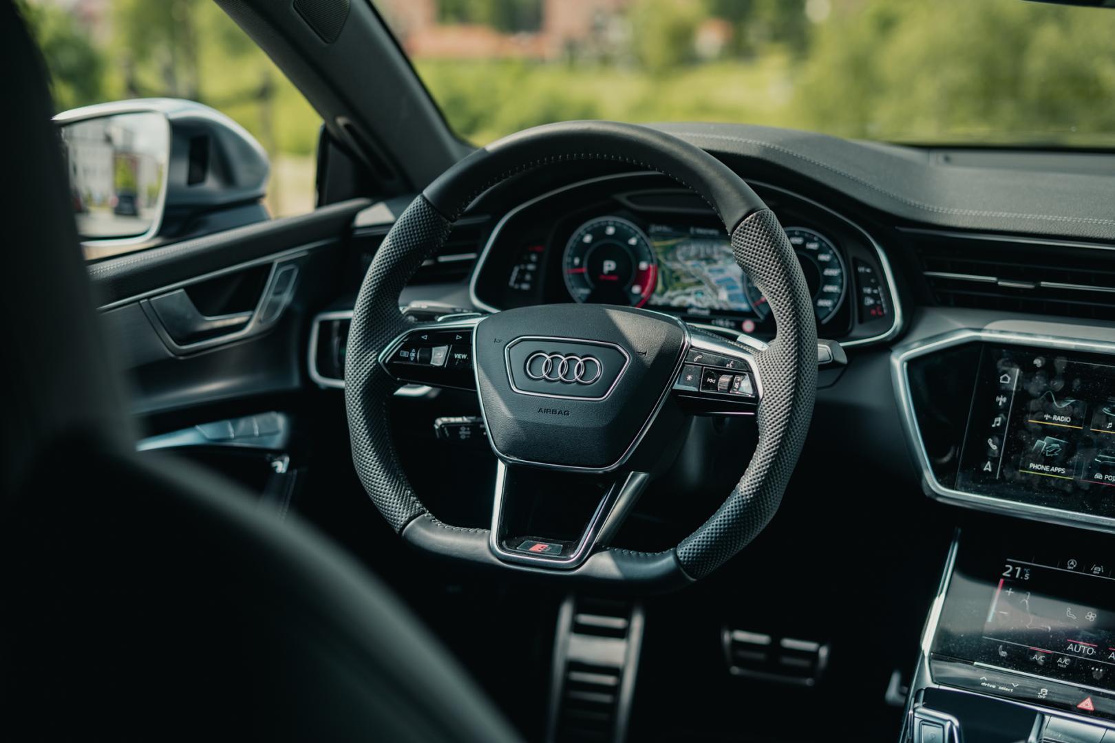 Audi S7 – czar prysnął? • AutoCentrum pl
