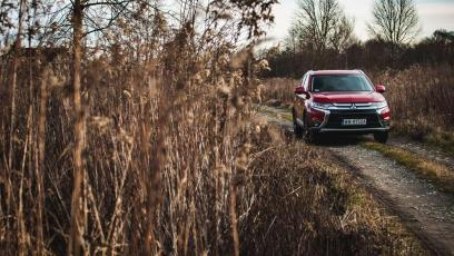 Mitsubishi Outlander Intense Plus 2.0 4WD CVT - solidny lifting