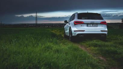 Audi SQ5 - hot-SUV