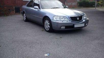 Honda Legend - legenda Legend