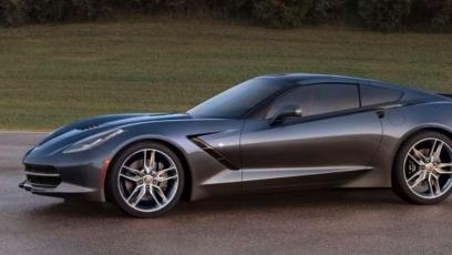 Chevrolet Corvette C7 Stingray - powrót legendy