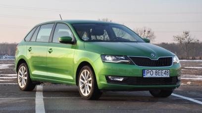 Skoda Rapid Spaceback 1.0 TSI – alternatywa dla Fabii
