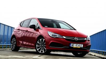Opel Astra 1.6 Turbo – czy to już hot hatch?
