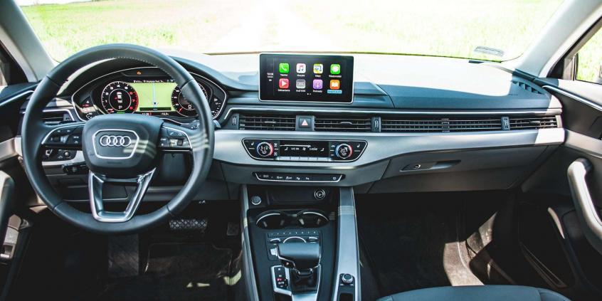 Audi A4 2.0 TFSI Ultra - ultra-oszczędny?