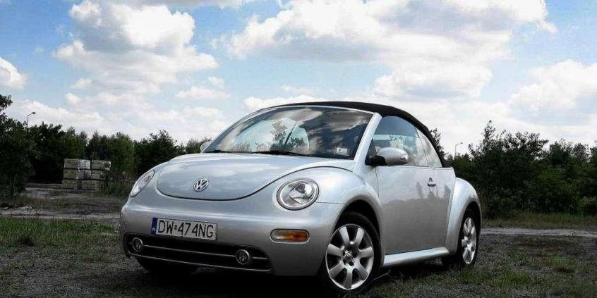 VW New Beetle Cabrio - dla ludu?