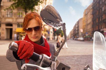 Женщина и мотоцикл - что и как выбрать?