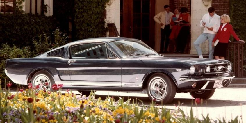 2.03.1966 | Milionowy Ford Mustang