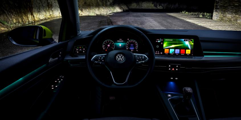 Volkswagen Golf 8: Science (Non) Fiction