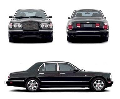 Bentley Arnage II RL