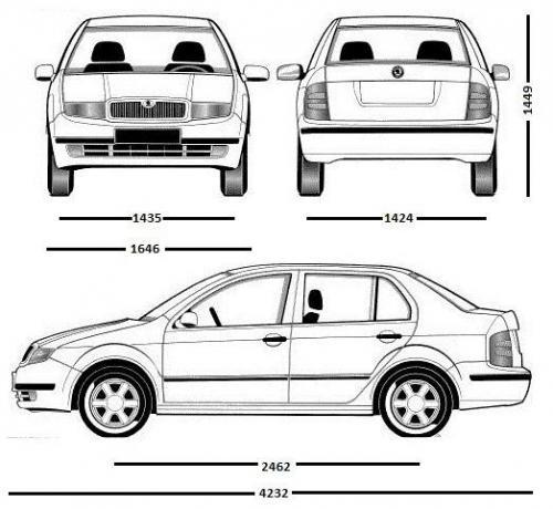 skoda fabia i sedan  u2022 dane techniczne  u2022 autocentrum pl