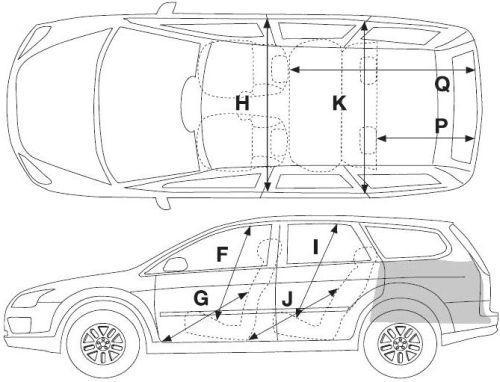 Wybitny Ford Focus II Kombi • Dane techniczne • AutoCentrum.pl AL51